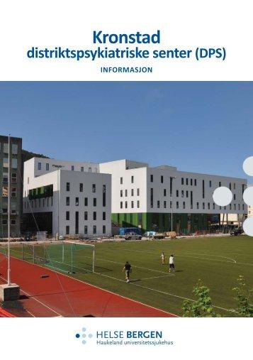 Kronstad DPS - Helse Bergen