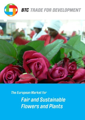The European Market for Fair and Sustainable Flowers and Plants