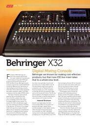 Behringer X-32 08.12 layout;10.indd