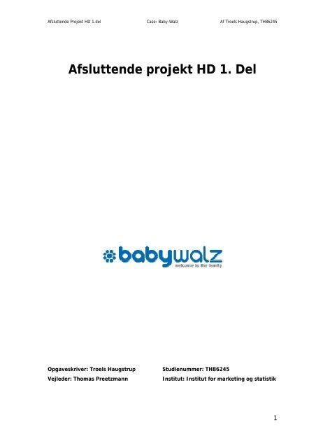 331ba8f84fb Afsluttende projekt HD 1. Del - PURE