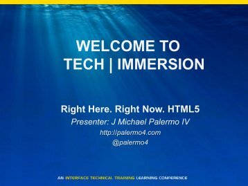 Download Session 2 - Interface Tech Blog