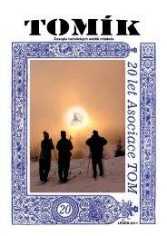 Tomík leden 2011 - Pro členy - Asociace TOM