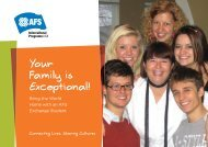 Hosting Booklet (2012) - AFS Wiki