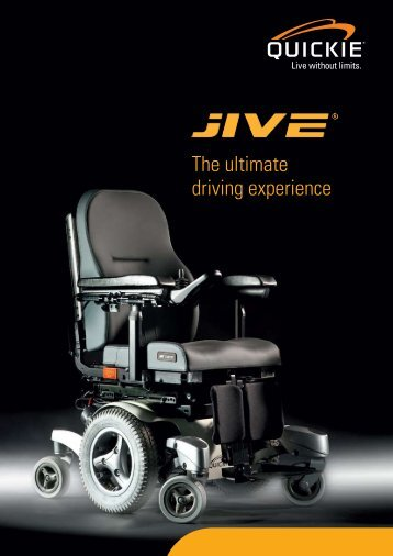 The ultimate driving experience - Wheelchairs Ireland