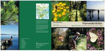 Hanvedenkilen 7:2004 - SLL Tillväxt, miljö och regionplanering (TMR)
