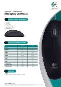 B110 Optical USB Mouse - Ais-info.fr - Page 2