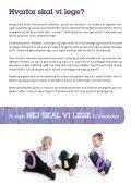 Hej skal vi lege? - Børneulykkesfonden - Page 4