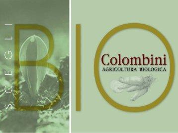 Agricoltura Biologica - Alessandro Colombini