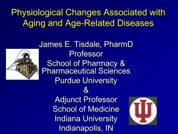 Physiological Changes Associated with