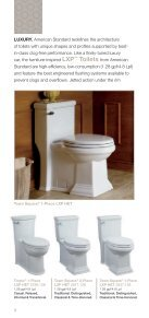 TOILETS - American Standard - Page 4