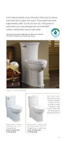 TOILETS - American Standard - Page 5