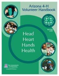 Head Heart Hands Health - University of Arizona Cooperative ...
