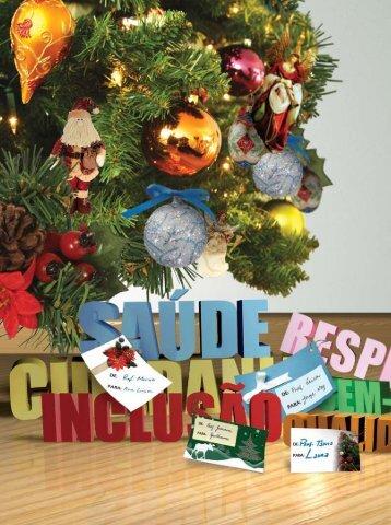 Cartão de Natal - Confef