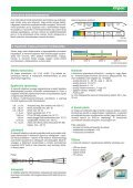 IMPAC infra hőmérsékletmérők és távadók összefoglaló katalógusa - Page 5