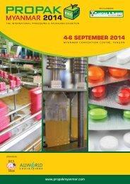 Ppkm 14 Brochure - Allworld Exhibitions