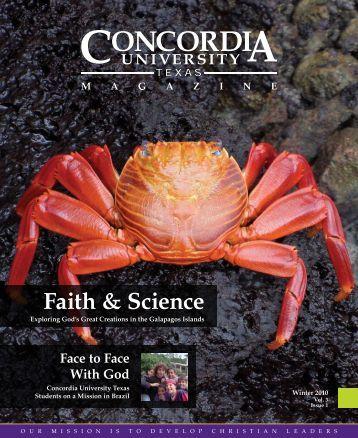 Winter '10 Edition - Concordia University