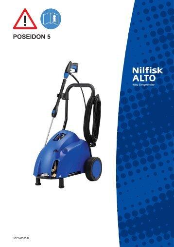 POSEIDON 5 - Wap Nilfisk Alto Shop