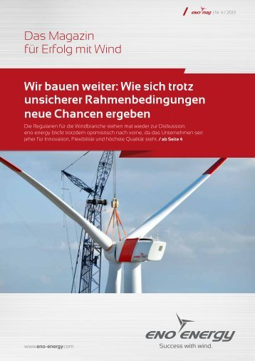 Als PDF downloaden - e.n.o. energy GmbH