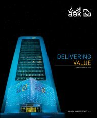 Annual Report 2010 - ABK