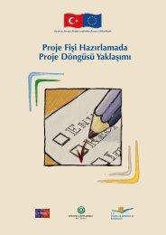 Proje Fişi Hazırlamada Proje Döngüsü Yaklaşımı - REC Türkiye