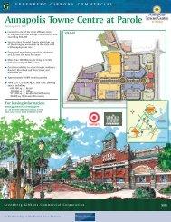 Annapolis Towne Centre at Parole - Petrie Ross