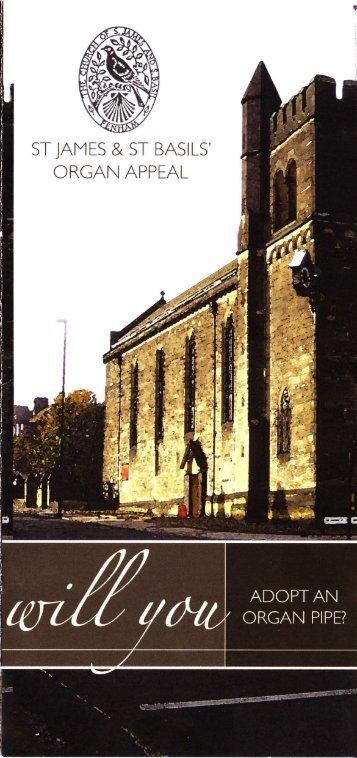 here - St. James' and St. Basil's Church, Fenham