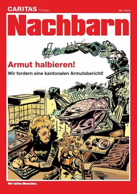 Armut halbieren! - Caritas Thurgau