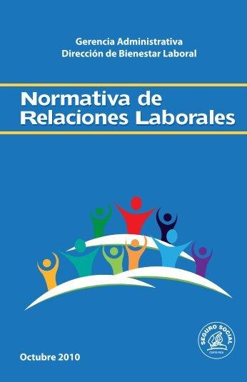Módulo 3 Normativa de Relaciones Laborales - CENDEISSS