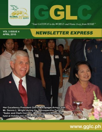 (Volume 3) GGLC Express Issue - Global Gateway Logistics City