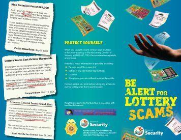 PDF - The Florida Lottery