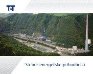 Steber energetske prihodnosti - Termoelektrarna Trbovlje