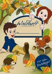 Tiere im Wald - Blattwerk Media
