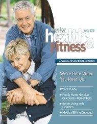 Health Plan Of - Senior Dimensions