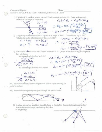 physics chapters 13 30 exam review 13 if the cannon honors physics semester 2 final exam review answers page 3 30 honors physics semester 2 final exam review answers page 6 60.
