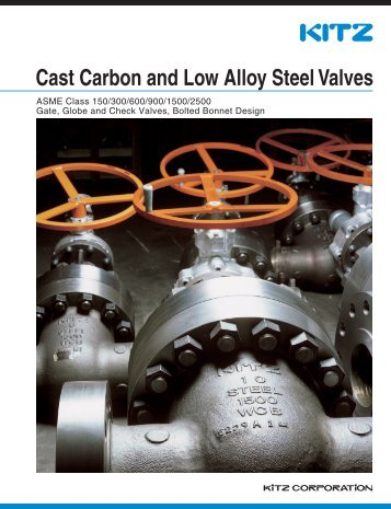 Cast Carbon Steel Valves E-170=12