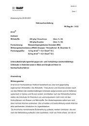 GA Arrat - BASF Pflanzenschutz Österreich