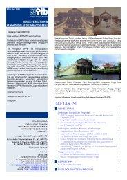 Juli - Lembaga Penelitian dan Pengabdian kepada Masyarakat - ITB