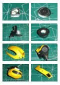 Transformers Bumblebee Head - Paper Inside - Page 2
