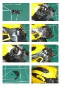 Transformers Bumblebee Head - Paper Inside - Page 4