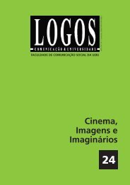 Cinema, Imagens e Imaginários - Logos - Uerj