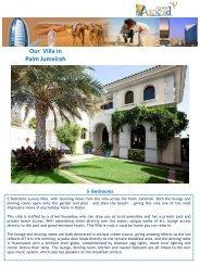 Our Villa in Palm Jumeirah - Akkadtours.net