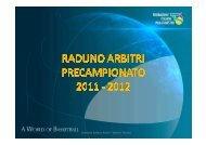 Comitato Italiano Arbitri - Settore Tecnico