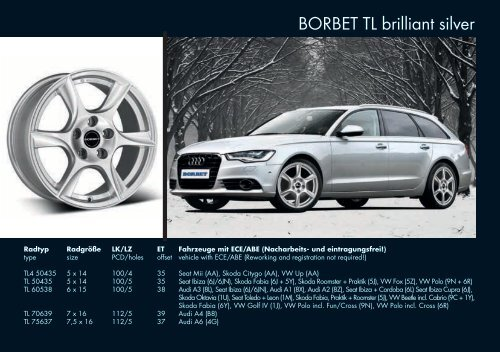 Winterhighlights 2012 - Borbet