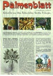 3/2005 - Botanischer Garten Erlangen
