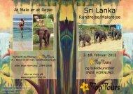 Sri Lanka - Inge Hornung