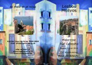 Lesbos Molivos - Inge Hornung