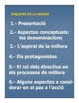 LA DINAMITZACIÓ D'INNOVACIONS I LA MILLORA EN EDUCACIÓ - Page 2