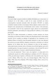 Miriam E. Goldstein Introdu - Instituto de Altos Estudios Sociales