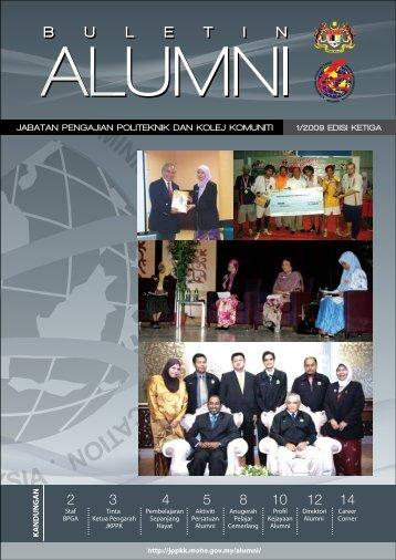 Buletin Alumni 1/2009 - Jabatan Pengajian Politeknik