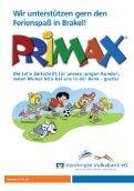 Ferienprogramm 2012 (PDF, ca. 9 MB) - Stadt Brakel - Seite 2